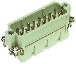 Contact insert for industrial connectors Harting 09.20.016.2691 09200162691