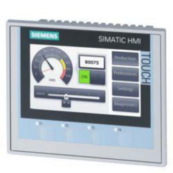 Graphic panel Siemens 6AV2124-2DC01-0AX0 6AV21242DC010AX0