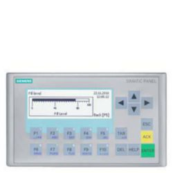 Graphic panel Siemens 6AV6647-0AH11-3AX0 6AV66470AH113AX0