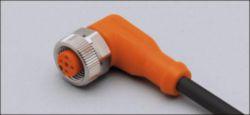 EVC005: Anschlusskabel mit Buchse; Betriebsspannung <lt/> 250 V
