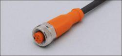 EVC002: Anschlusskabel mit Buchse; Betriebsspannung <lt/> 250 V