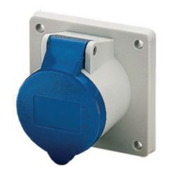 PANEL-MOUNTED CEE SOCKET OUTLET Mennekes 1366
