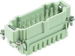 Contact insert for industrial connectors Harting 09.33.016.2616 09330162616