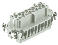 Contact insert for industrial connectors Harting 09.33.816.2702 09338162702