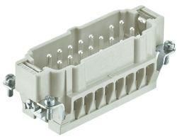 Contact insert for industrial connectors Harting 09.33.816.2601 09338162601