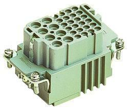Contact insert for industrial connectors Harting 09.38.032.3101 09380323101