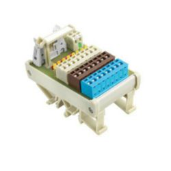 PLC DIGITAL I/O-MODULE Weidmuller RS F10 INIT8 LD LMZF