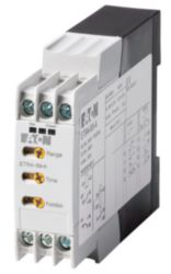 Timing relay, 1W, 0.05s-100h, multi-function, 24-240VAC/DC