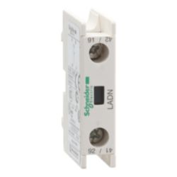 Auxiliary contact block Schneider Electric LADN01 LADN01