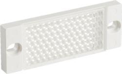 REFLECTOR 30X50MM 65° PMMA/ABS