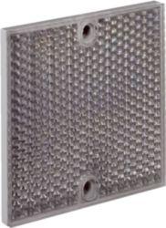 REFLECTOR 80X80MM 65° PPMA/ABS
