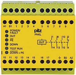 Voltage monitoring relay Pilz PNKL 110VAC/24VDC 474123