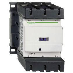 Power contactor, AC switching Schneider LC1D1156LE7