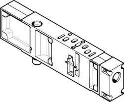 PRESSURE SUPPLY PLATE Festo VABF-S4-2-P1A14-G18