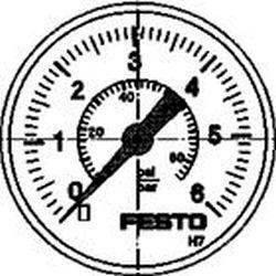 FLANGED PRECISION AUGE Festo MAP-40-6-1/8-EN