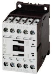 Leistungsschütz, 3-polig + 1 Öffner, 5,5 kW/400 V/AC3, DC-betätigt