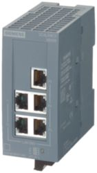 SCALANCE XB005 unmanaged Industrial Ethernet Switch for 10/100 Mbit/s