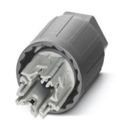 PLUG-IN CONNECTOR FOR PLUG-IN BUILDING INSTALLATION Phoenix Contact QPD N 4PE2.5 6-11 GY