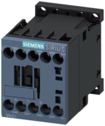 Contactor relay, 3 NO+1 NC, 24 V DC, S00, screw terminal