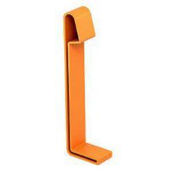 Schutzkappe für Kabelleiter H110mm, PE, pastellorange, RAL 2003