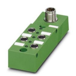 Passive sensor-actuator interface Phoenix SACB-4/3-L-M12-M8 1516234