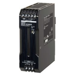 Book type power supply, Pro, 120 W, 24VDC, 5A, DIN rail mounting