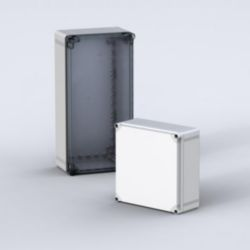 Terminal box, 300x600x132
